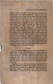 Page 10, 1917 Edition, Kemper County Agricultural High School - Yearbook (Scooba, MS) online yearbook collection