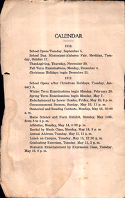 Page 2, 1917 Edition, Kemper County Agricultural High School - Yearbook (Scooba, MS) online yearbook collection