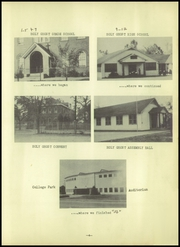 Page 17, 1956 Edition, Holy Ghost High School - Excelsior Yearbook (Jackson, MS) online yearbook collection