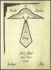 Page 9, 1956 Edition, Holy Ghost High School - Excelsior Yearbook (Jackson, MS) online yearbook collection