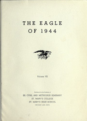 Page 5, 1944 Edition, Mount Saint Marys College - Eagle Yearbook (Orchard Lake, MI) online yearbook collection