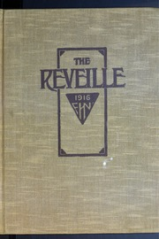Fort Hays State University - Reveille Yearbook (Hays, KS) online yearbook collection, 1916 Edition, Page 1