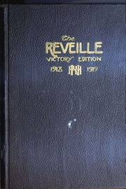 Fort Hays State University - Reveille Yearbook (Hays, KS) online yearbook collection, 1919 Edition, Page 1
