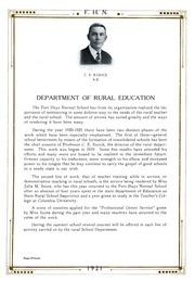 Page 16, 1921 Edition, Fort Hays State University - Reveille Yearbook (Hays, KS) online yearbook collection