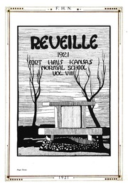 Page 4, 1921 Edition, Fort Hays State University - Reveille Yearbook (Hays, KS) online yearbook collection
