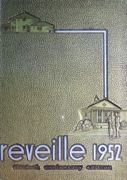 1952 Edition, Fort Hays State University - Reveille Yearbook (Hays, KS)