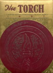 Page 1, 1957 Edition, Ruleville High School - Torch Yearbook (Ruleville, MS) online yearbook collection