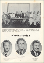 Page 13, 1957 Edition, Ruleville High School - Torch Yearbook (Ruleville, MS) online yearbook collection