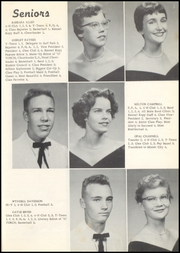 Page 17, 1957 Edition, Ruleville High School - Torch Yearbook (Ruleville, MS) online yearbook collection