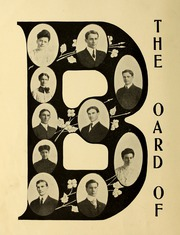 Page 16, 1906 Edition, Baker University - Wildcat Yearbook (Baldwin City, KS) online yearbook collection