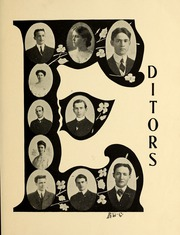 Page 17, 1906 Edition, Baker University - Wildcat Yearbook (Baldwin City, KS) online yearbook collection