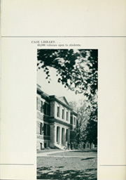 Page 10, 1935 Edition, Baker University - Wildcat Yearbook (Baldwin City, KS) online yearbook collection