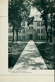 Page 11, 1935 Edition, Baker University - Wildcat Yearbook (Baldwin City, KS) online yearbook collection