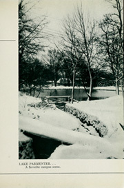 Page 13, 1935 Edition, Baker University - Wildcat Yearbook (Baldwin City, KS) online yearbook collection