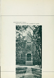 Page 14, 1935 Edition, Baker University - Wildcat Yearbook (Baldwin City, KS) online yearbook collection