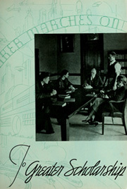 Page 15, 1935 Edition, Baker University - Wildcat Yearbook (Baldwin City, KS) online yearbook collection