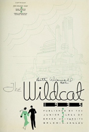 Page 5, 1935 Edition, Baker University - Wildcat Yearbook (Baldwin City, KS) online yearbook collection