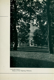 Page 9, 1935 Edition, Baker University - Wildcat Yearbook (Baldwin City, KS) online yearbook collection
