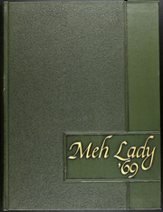 1969 Edition, Mississippi University for Women - Meh Lady Yearbook (Columbus, MS)