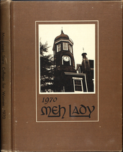 1970 Edition, Mississippi University for Women - Meh Lady Yearbook (Columbus, MS)