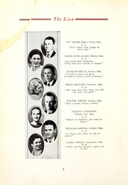 Page 10, 1935 Edition, East Mississippi Community College - Lion Yearbook (Scooba, MS) online yearbook collection