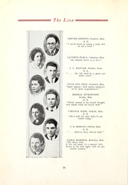 Page 12, 1935 Edition, East Mississippi Community College - Lion Yearbook (Scooba, MS) online yearbook collection