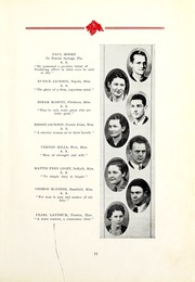 Page 13, 1935 Edition, East Mississippi Community College - Lion Yearbook (Scooba, MS) online yearbook collection
