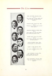 Page 14, 1935 Edition, East Mississippi Community College - Lion Yearbook (Scooba, MS) online yearbook collection