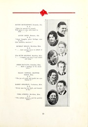 Page 15, 1935 Edition, East Mississippi Community College - Lion Yearbook (Scooba, MS) online yearbook collection
