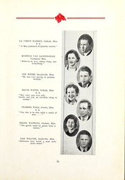Page 17, 1935 Edition, East Mississippi Community College - Lion Yearbook (Scooba, MS) online yearbook collection