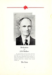 Page 5, 1935 Edition, East Mississippi Community College - Lion Yearbook (Scooba, MS) online yearbook collection