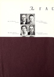 Page 12, 1939 Edition, East Mississippi Community College - Lion Yearbook (Scooba, MS) online yearbook collection