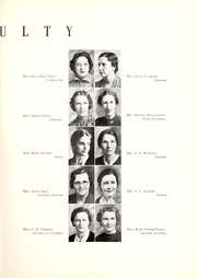 Page 13, 1939 Edition, East Mississippi Community College - Lion Yearbook (Scooba, MS) online yearbook collection
