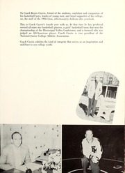 Page 13, 1956 Edition, East Mississippi Community College - Lion Yearbook (Scooba, MS) online yearbook collection