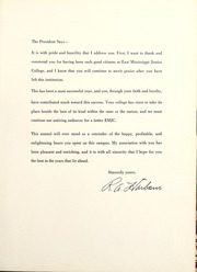 Page 15, 1956 Edition, East Mississippi Community College - Lion Yearbook (Scooba, MS) online yearbook collection