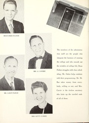 Page 16, 1956 Edition, East Mississippi Community College - Lion Yearbook (Scooba, MS) online yearbook collection