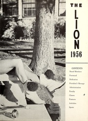 Page 7, 1956 Edition, East Mississippi Community College - Lion Yearbook (Scooba, MS) online yearbook collection