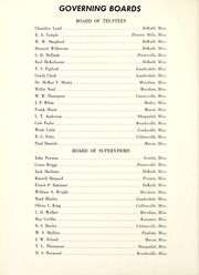 Page 8, 1956 Edition, East Mississippi Community College - Lion Yearbook (Scooba, MS) online yearbook collection