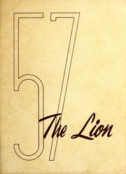 Page 1, 1957 Edition, East Mississippi Community College - Lion Yearbook (Scooba, MS) online yearbook collection