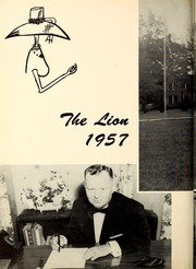 Page 6, 1957 Edition, East Mississippi Community College - Lion Yearbook (Scooba, MS) online yearbook collection