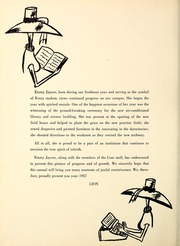 Page 8, 1957 Edition, East Mississippi Community College - Lion Yearbook (Scooba, MS) online yearbook collection