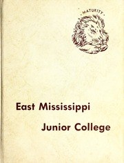East Mississippi Community College - Lion Yearbook (Scooba, MS) online yearbook collection, 1958 Edition, Page 1