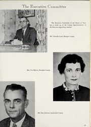 Page 17, 1960 Edition, East Mississippi Community College - Lion Yearbook (Scooba, MS) online yearbook collection