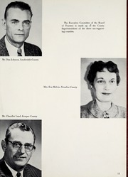 Page 17, 1961 Edition, East Mississippi Community College - Lion Yearbook (Scooba, MS) online yearbook collection