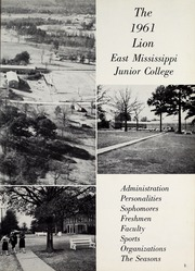 Page 7, 1961 Edition, East Mississippi Community College - Lion Yearbook (Scooba, MS) online yearbook collection