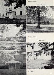 Page 9, 1961 Edition, East Mississippi Community College - Lion Yearbook (Scooba, MS) online yearbook collection
