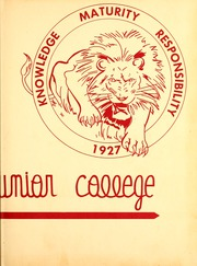 Page 3, 1963 Edition, East Mississippi Community College - Lion Yearbook (Scooba, MS) online yearbook collection