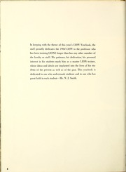 Page 12, 1964 Edition, East Mississippi Community College - Lion Yearbook (Scooba, MS) online yearbook collection