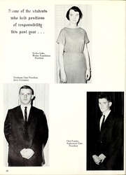 Page 16, 1965 Edition, East Mississippi Community College - Lion Yearbook (Scooba, MS) online yearbook collection