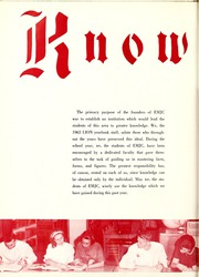 Page 6, 1965 Edition, East Mississippi Community College - Lion Yearbook (Scooba, MS) online yearbook collection